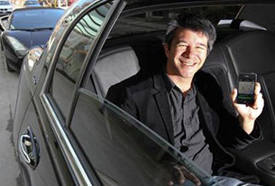 Uber valued at $40bn in latest funding round