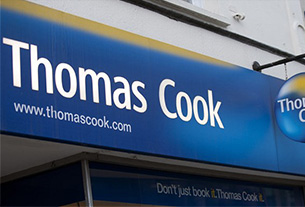 Welcome to China, Thomas Cook