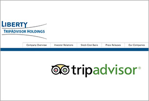 Control of TripAdvisor is not at risk in the near-term, says chairman