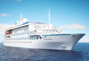 Crystal Cruises may change cruising as we know it