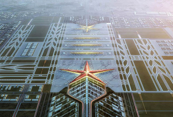 New Beijing Airport Tenders Awarded And Set For 2019