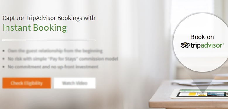 TripAdvisor gets Instant Booking nod from Expedia