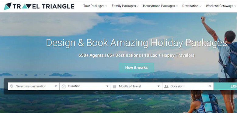 TravelTriangle secures $10 million to ramp up agent marketplace