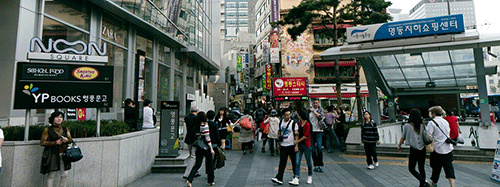 Chinese tourist arrivals to South Korea drop 40% in March