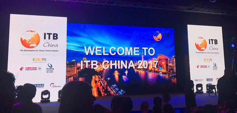 Fully booked premiere: ITB China debuts in Shanghai