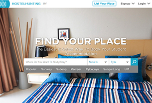 Hostel booking startup bags series A for easier student accommodation