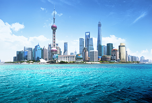 Shanghai tops Chinese mainland destination cities