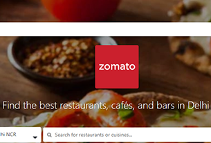 Indian online restaurant search startup Zomato seeks $200m from Alibaba