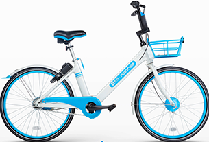 China's cutthroat bike-sharing industry sees its first merger