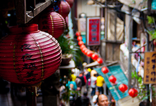 Growing inbound tourism interest in China