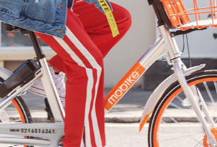 Mobike partners with Japan's LINE messaging service