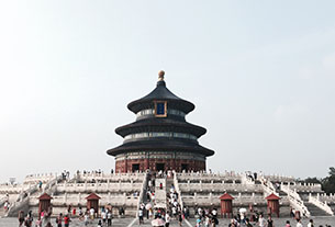 Beijing's tourism revenue to take off with new 144-hour transit policy