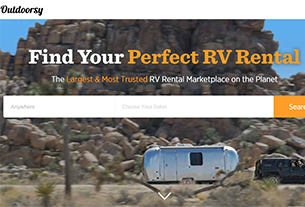 Peer-to-peer RV marketplace Outdoorsy drives away with $25 million