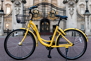 Ofo back on track with Alibaba bike-share deal