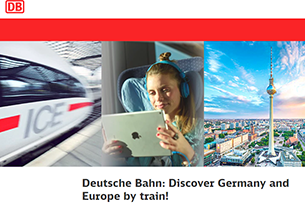 Ctrip partners with German railways Deutsche Bahn