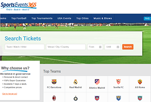 Sports Events 365 enters China with first cooperation agreement with Ctrip