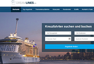 Global Ports invests €13 million in online travel agency Dreamlines