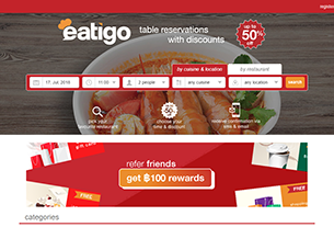 TripAdvisor makes second investment in Eatigo