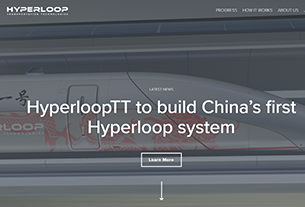 China to form joint venture with Hyperloop Transportation Technologies