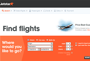 Jetstar partners with Fliggy to benefit Chinese travelers