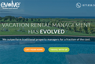 Evolve raises $80 million for vacation rental management tech