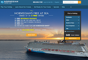 Norwegian Cruise Line: fleet realignment key for success in China