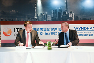 Wyndham Hotels & Resorts to renew its major partnership with ITB China