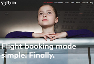 Flyiin secures first funding round of €2.4 million for airline booking platform