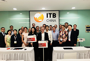 ITB China, VIR and TravelDaily are organising  a Chinese delegation to Berlin