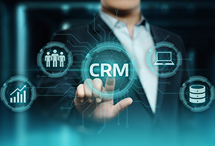 The CRM data warehouse