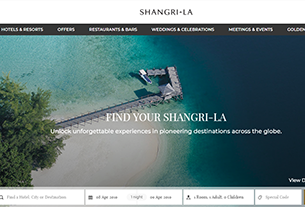 Shangri-La is first hotel group to offer Wechat Pay deposit in China