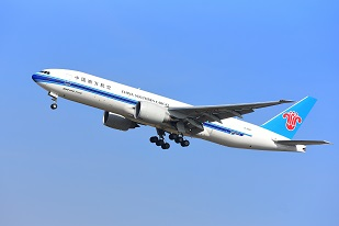 China Southern Airlines' profit falls by half amid high oil prices, increased competition