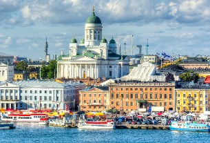 China's Tencent partners with Helsinki to help Chinese travelers live like locals