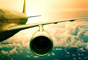 China's civil aviation profits fell in first half on economy, oil prices