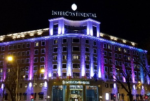 InterContinental Hotels hit by slower Revpar growth in China and US