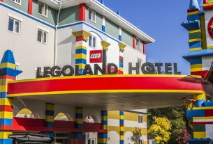 Merlin plans to build the world's largest Legoland in China