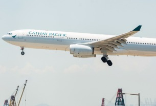 Hong Kong to bail out Cathay Pacific with HK$30 billion in loan and direct stake