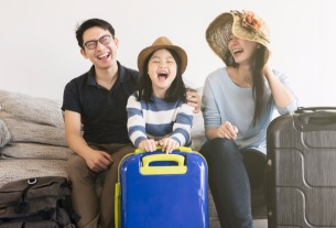China's travel recovery gains steam: How families are planning summer vacations