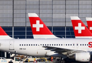 Swiss Airlines resumes flights from Hong Kong