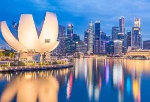 """We have to chart a new path"": Singapore tourism CMO on post-pandemic world"
