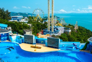 Hong Kong's Ocean Park to tap 'staycation' market with new activities