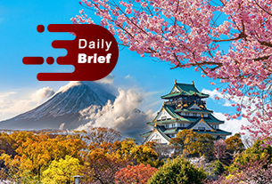 Japan, Singapore allow travelers from China; Lagardère extends China network | Daily Brief