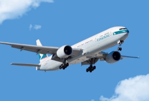 Cathay Pacific records its lowest monthly load factor in October