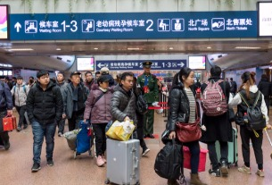 407m railway trips expected during China's Spring Festival travel rush