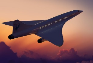 Supersonic jet startup Boom Technology is now a unicorn