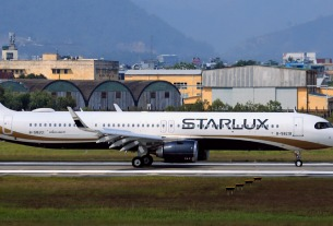 Taiwan's Starlux Airlines eyes Los Angeles as first US destination