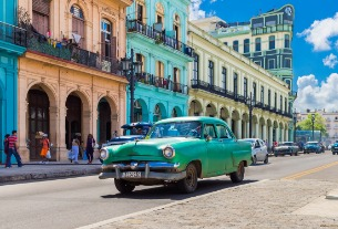 China, Cuba agree on visa-free travel