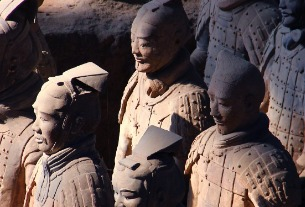Terracotta Warriors see over 35,000 visitors during New Year holiday