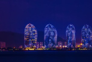 Hainan's Sanya rolls out romantic program for night tourism