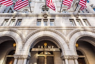 Trump hotels have been dropped by a major luxury travel agency network